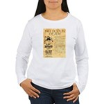 Bill Doolin Dead Women's Long Sleeve T-Shirt