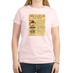 Bill Doolin Dead Women's Light T-Shirt