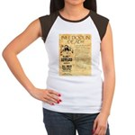 Bill Doolin Dead Women's Cap Sleeve T-Shirt
