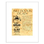 Bill Doolin Dead Small Poster