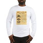 Bill Doolin Dead Long Sleeve T-Shirt