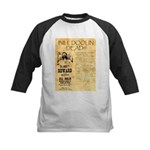 Bill Doolin Dead Kids Baseball Jersey