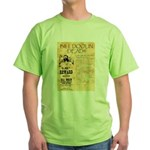 Bill Doolin Dead Green T-Shirt
