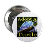 "Adopt A Turtle 2.25"" Button (100 pack)"