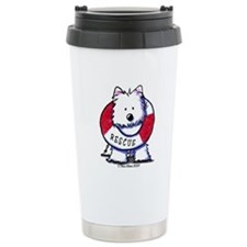 Rescue Westie Travel Mug