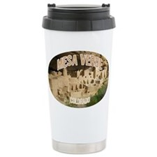 Mesa Verde National Park Ceramic Travel Mug