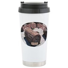 Petrified Forest National Par Ceramic Travel Mug