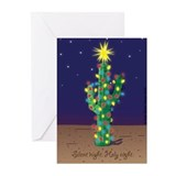 Southwest Christmas Greeting Cards (Pk of 10)