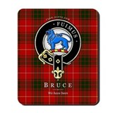 Clan Bruce Mousepad