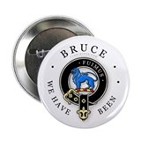 "Clan Bruce 2.25"" Button"