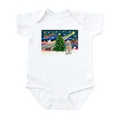 XmasMagic/Wheaten (#5) Infant Bodysuit
