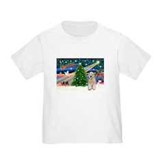 XmasMagic/Wheaten (#5) Toddler T-Shirt