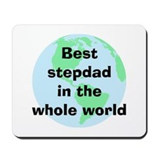 BW Stepdad Mousepad