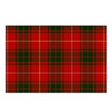 Clan Bruce - Just Tartan Postcards (Package of 8)