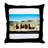 Cute Anasazi Throw Pillow