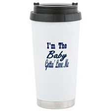 I'm The Baby Ceramic Travel Mug