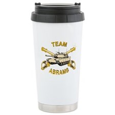 Team Abrams Travel Mug