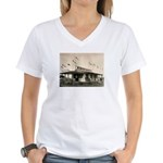 Edgemont California Women's V-Neck T-Shirt