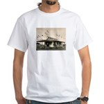 Edgemont California White T-Shirt