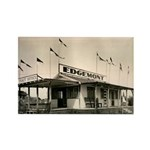 Edgemont California Rectangle Magnet