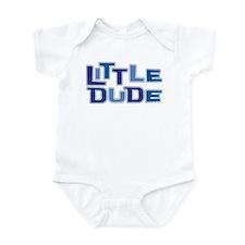 LITTLE DUDE Infant Bodysuit