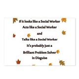 Problem Solver Postcards (Package of 8)
