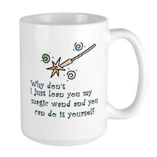 Magic Wand Mug