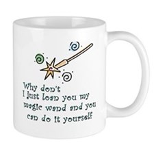 Magic Wand Coffee Mug
