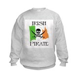 Irish Pirate Flag Sweatshirt