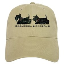 Scottie Squirrel Patrol Baseball Cap