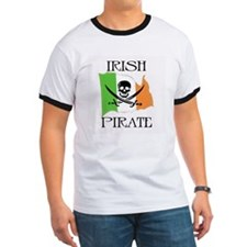 Irish Pirate Flag T