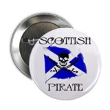 Scottish Pirate Button