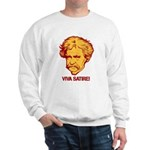 Twain Viva Satire Sweatshirt