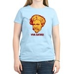 Twain Viva Satire Women's Light T-Shirt