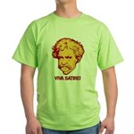Twain Viva Satire Green T-Shirt