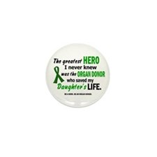 Hero I Never Knew 1 (Daughter) Mini Button (10 pac