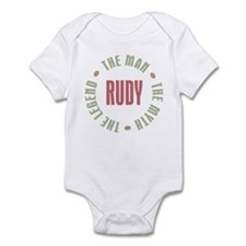 Rudy Man Myth Legend Onesie