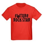 Future Rock Star Kids Dark T-Shirt