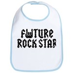 Future Rock Star Bib