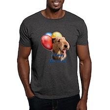 Airedale Balloon T-Shirt