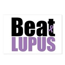 Lupus Warrior Postcards (Package of 8)