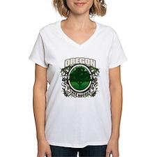 Tree Hugger Oregon Shirt