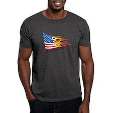 Flag 3 T-Shirt