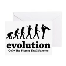 Fighter Greeting Cards (Pk of 10)