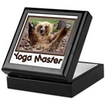 Yoga Master Keepsake Box