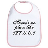 No Place Like Localhost Bib