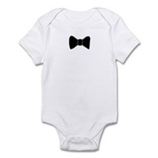 Bow Tie Infant Bodysuit
