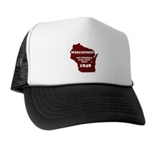 Wisconsin Outdrinking Your St Trucker Hat