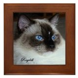 Ragdoll Framed Tile