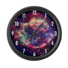 Cassiopeia (#s) Large Wall Clock